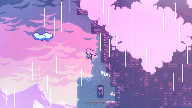 celeste platformer indie best games of 2018