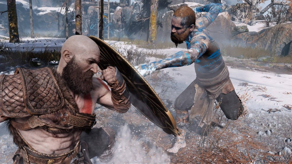 god of war best games of 2018 ps4