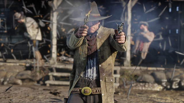 rdr2 wild west best games of 2018