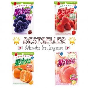 Meiji's Fruit Gummy