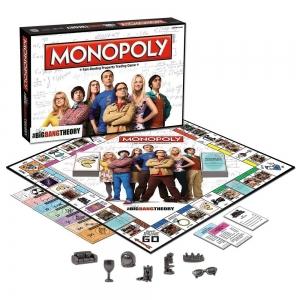 the big bang theory monopoly game
