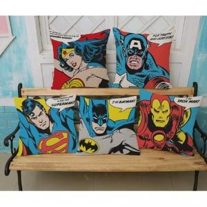 superhero cushion