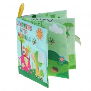 Fabric Washable Baby Books