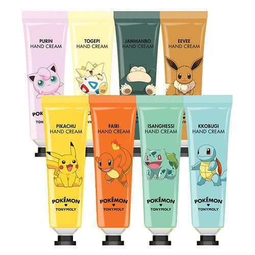 Tonymoly Pokemon Hand Cream