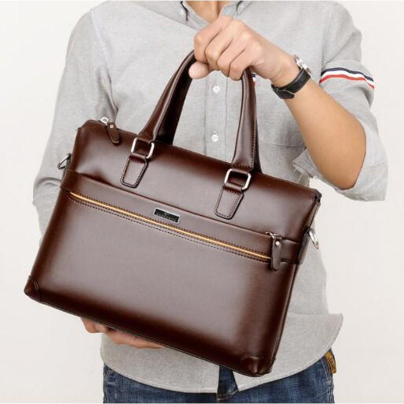 Men Briefcase Bag