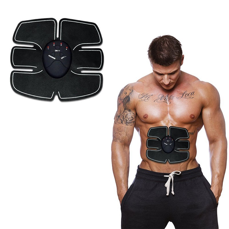 ABS Stimulator Abdominal Fitness Gear Muscle Trainer