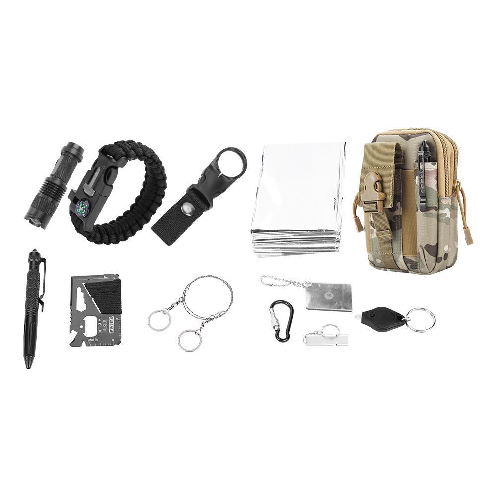Survival Kits Emergency Set SOS