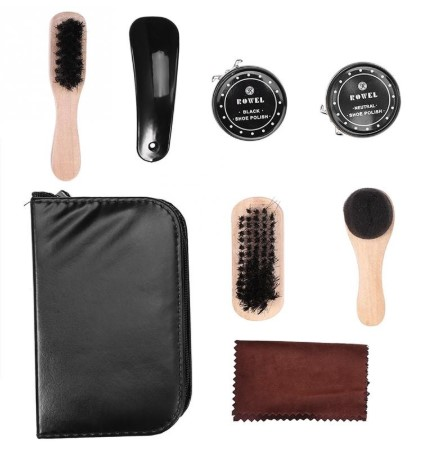 leather shoe cleaning kit gifts for men in singapore