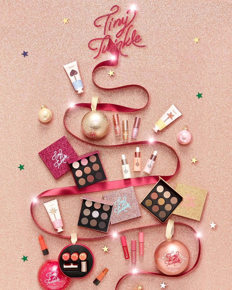 Etude House Holiday Collection