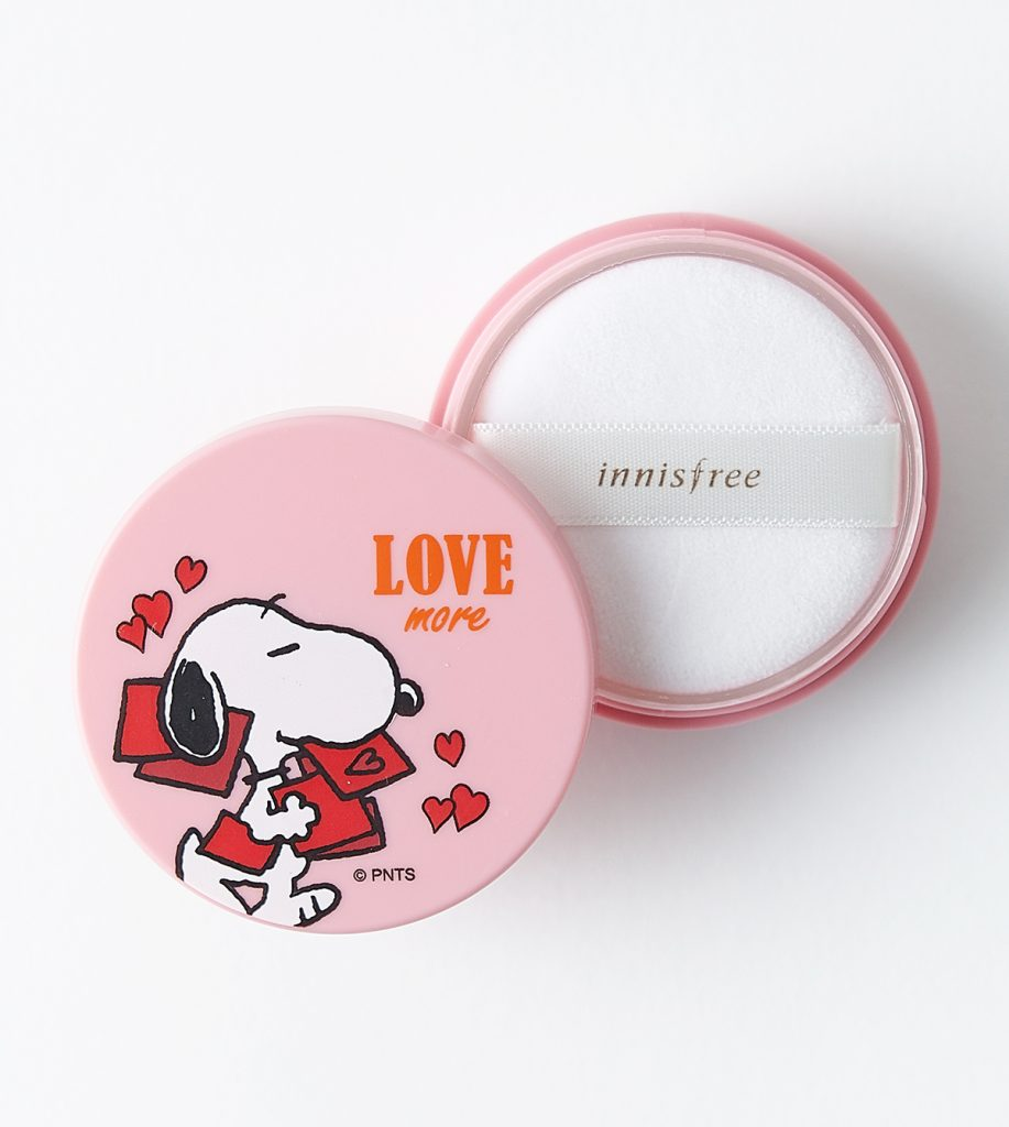 Snoopy Mineral Powder