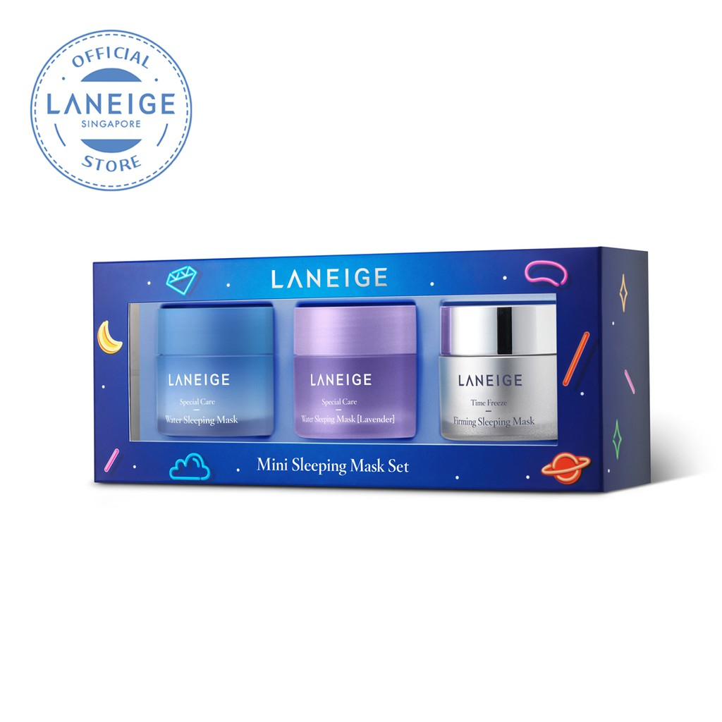 Laneige Mini Sleeping Mask Set