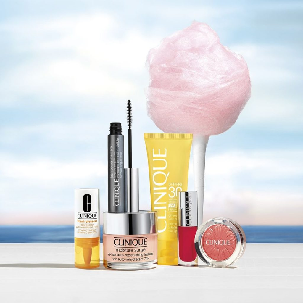 freebie birthday treat singapore - clinique