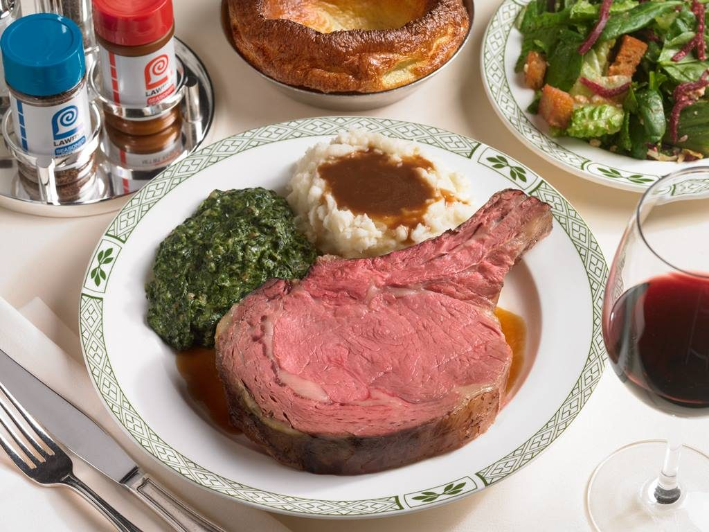 freebie birthday treat singapore - lawry's prime rib