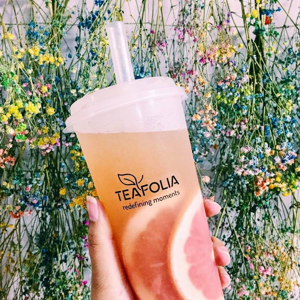 freebie birthday treat singapore - teafolia