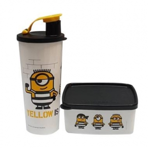 Minion Tupperware