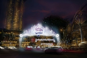 Orchard road's 12m main arch