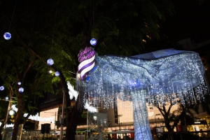 Enchanted Tree at Wisma Atria