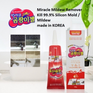 Miracle Mildew Remover