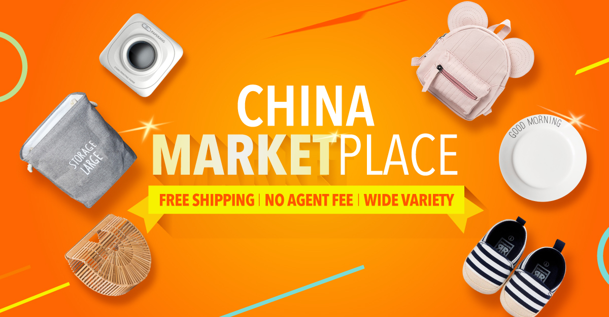 China Marketplace Launch: Over 1 Million Products With No Shipping
