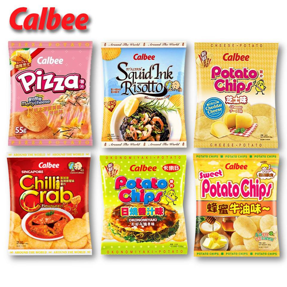 Calbee Snacks