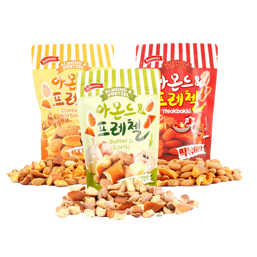 Sunnuts Almond Snacks