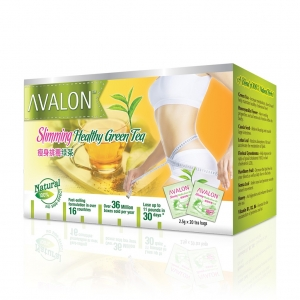 Avalon Slimming Green Tea