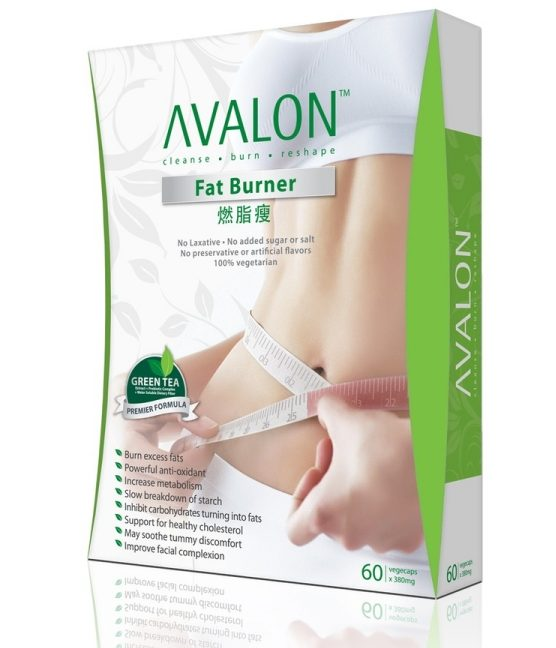 Avalon fat burner slimming detox