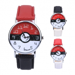 Pokeball Watch