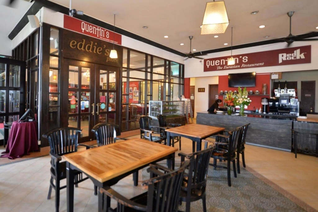 Quentin's Eurasian Restaurant