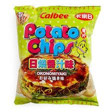 Okonomiyaki Chips