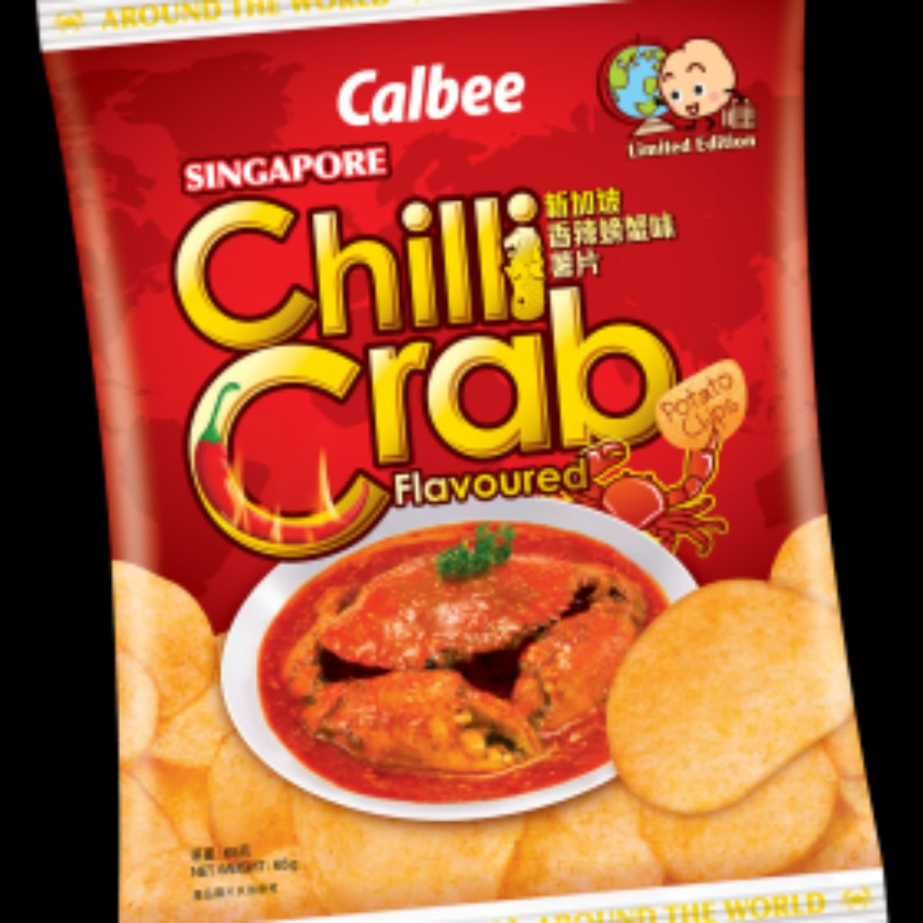 Chilli Crab Chips