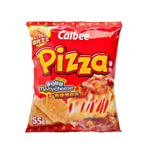 Spicy Pizza Chips