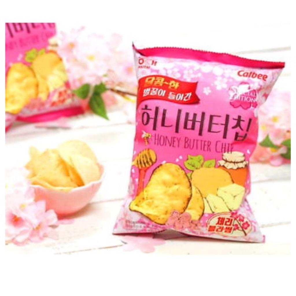 Cherry Blossom Chips