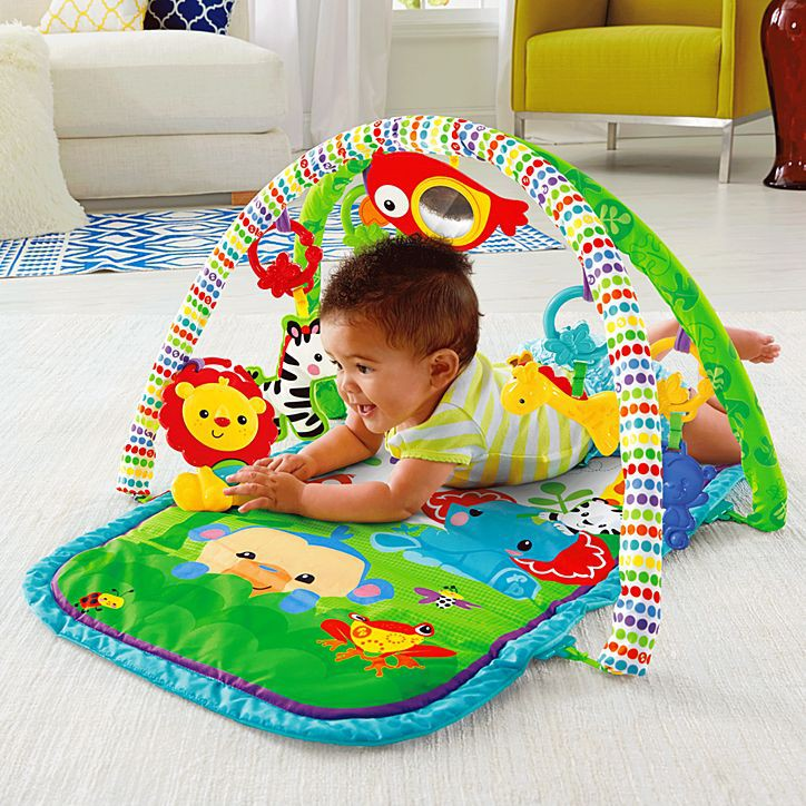 Fisher Price 2-in-1 Musical Activity Gym