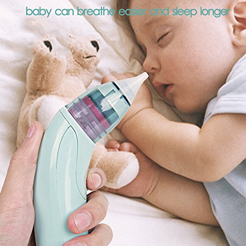 Noemie Baby Nasal Aspirator