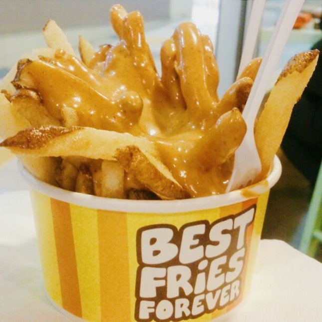 Best Fries Forever