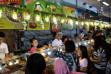 Geylang Serai Bazaar