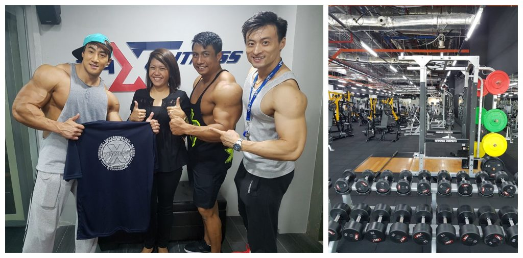 24xFitness 24 Hour Gym Collage