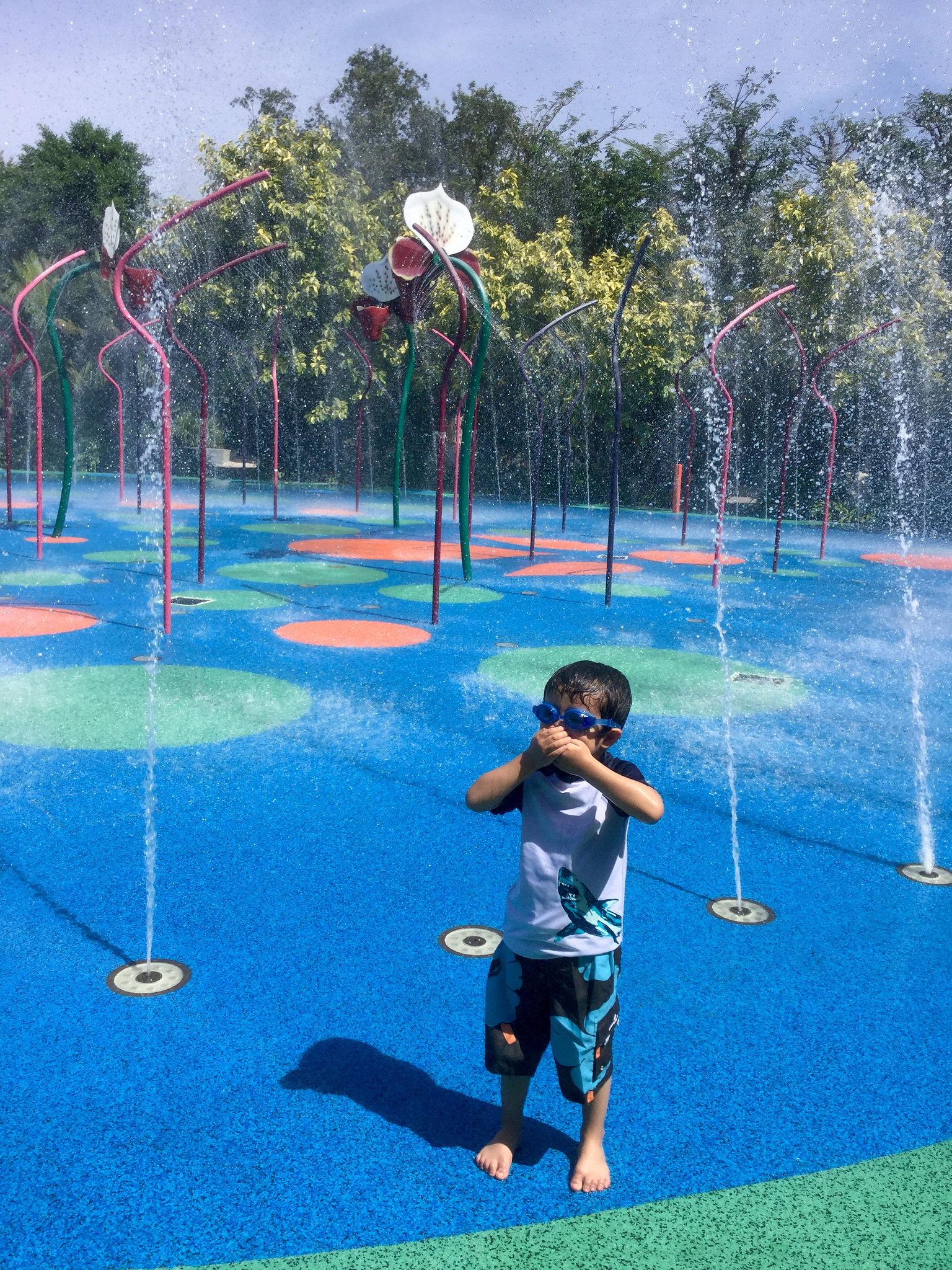 far east organisation children's garden water park kids