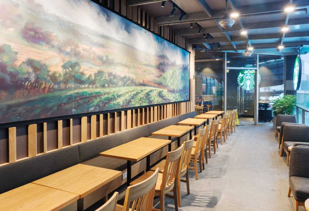 Starbucks Singapore Somerset Outlet