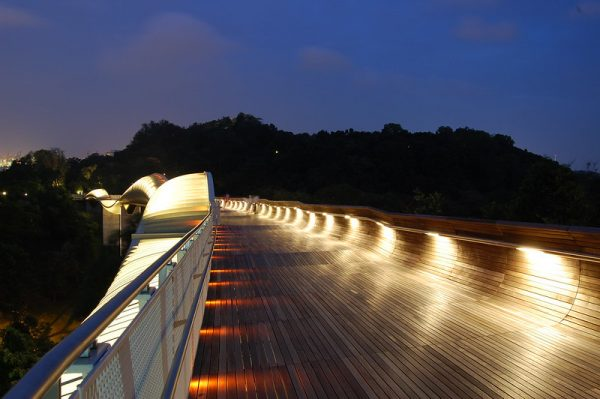 quiet places in singapore mount faber