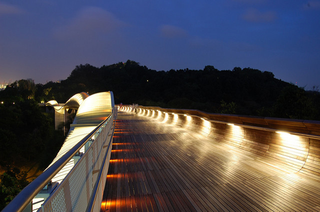 Instagram Worthy Place Singapore Henderson Waves