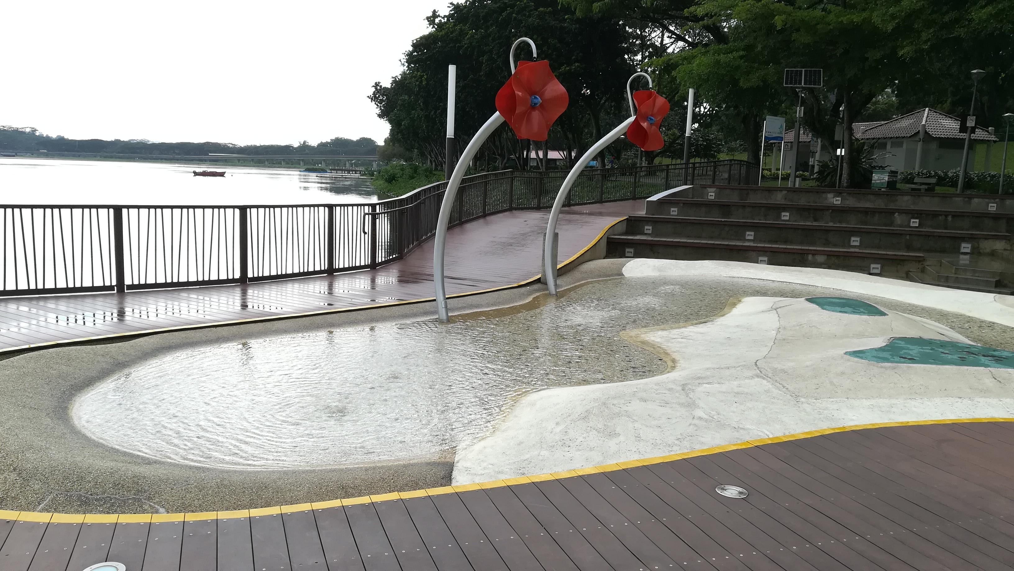 Lower seletar reservoir park kids