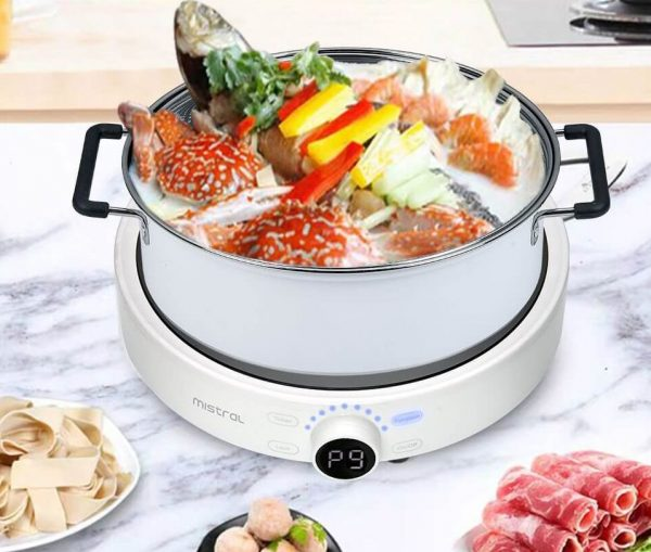 induction cooker for hotpot at home