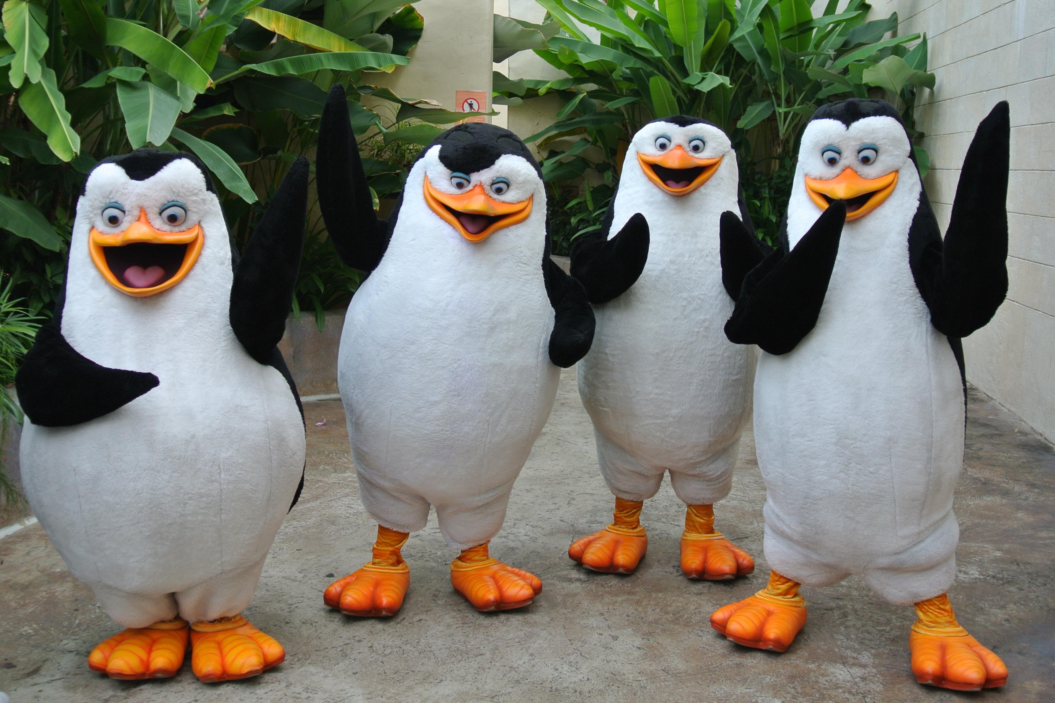 penguins madagascar uss