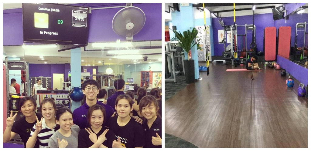 Anytime Fitness 24 Hour Gym