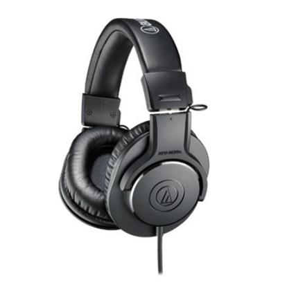 ATH M20X over the ear headphones