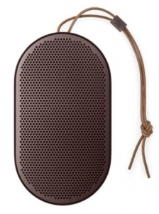 Brown Pocket-Sized Wireless Speaker