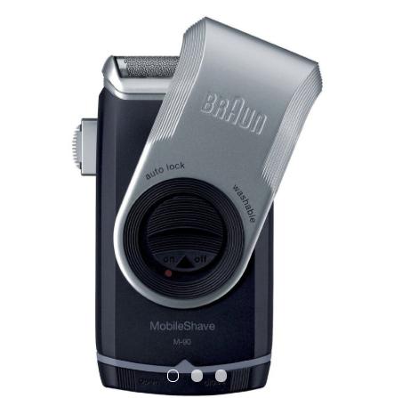 Braun Pocket Shaver gift for dad
