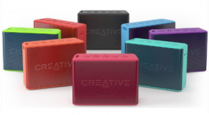 Wireless Speakers Colour Range